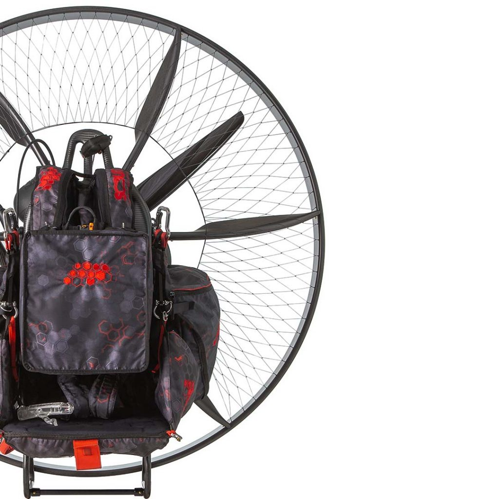 scout paramotor NXT 1