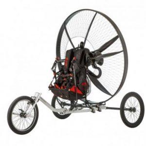 scout paramotor trike