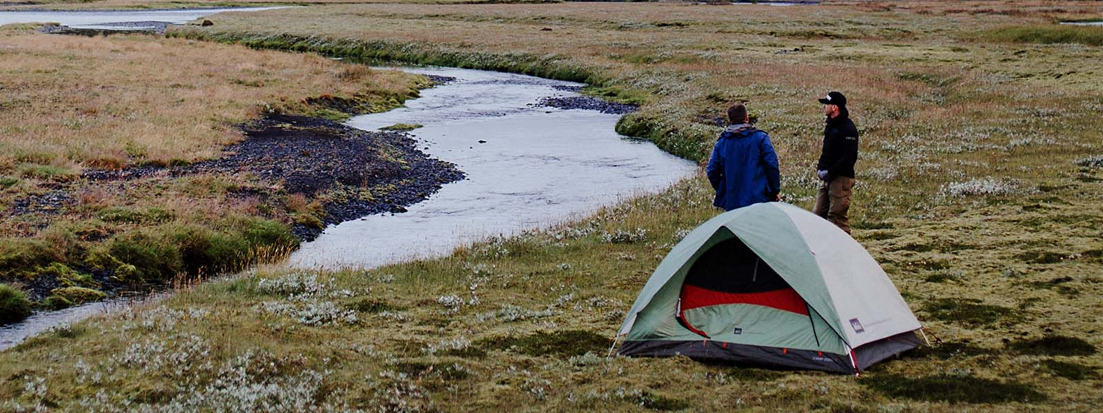 paramotor camping