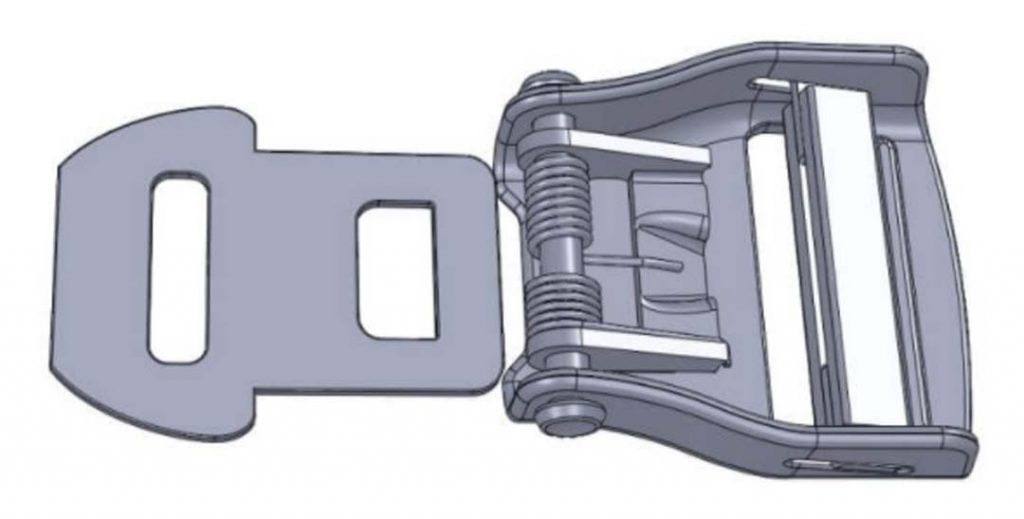 scout NXT buckle