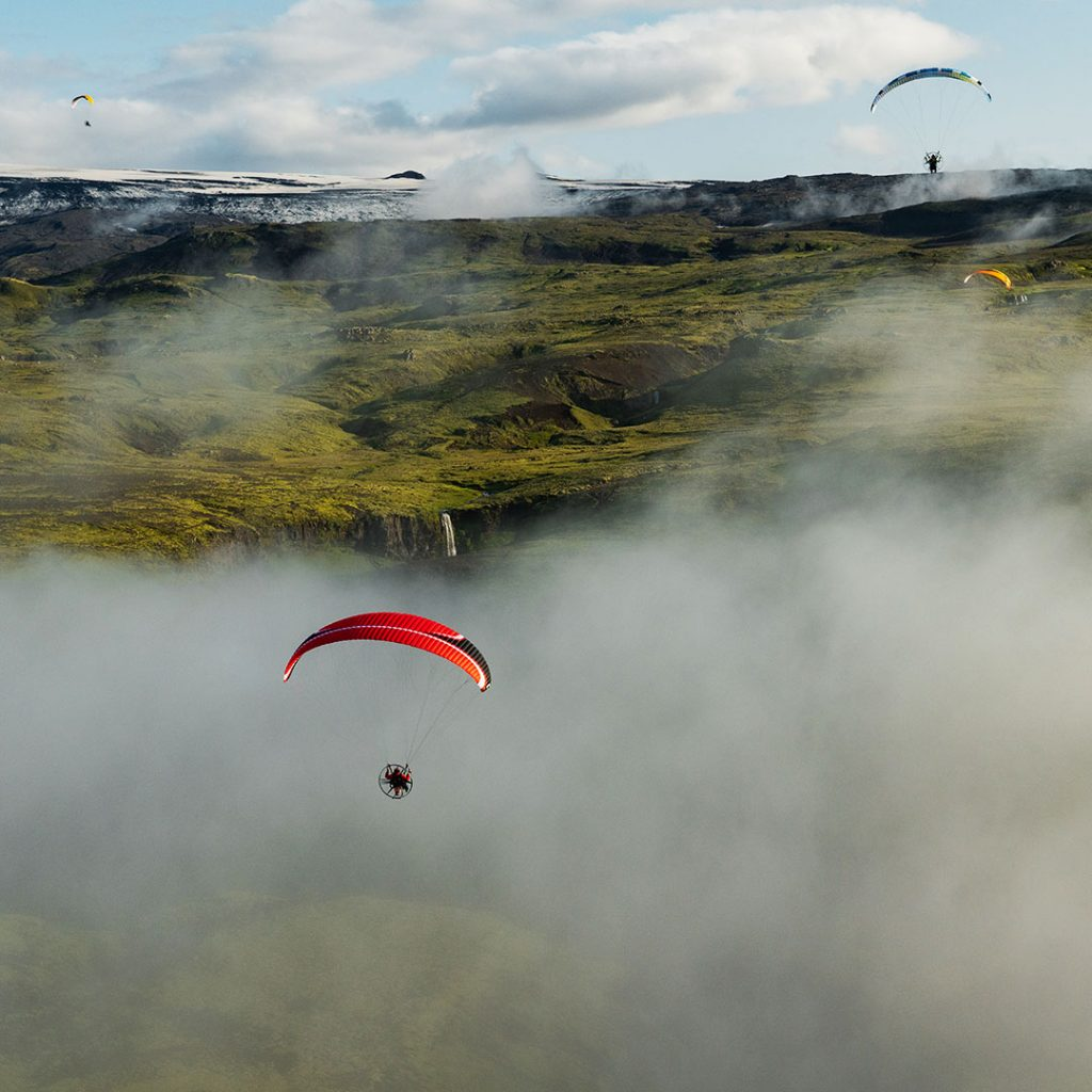 learn to fly paramotor adventure