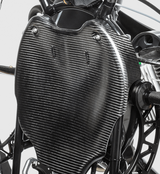 scout paramotor back protection