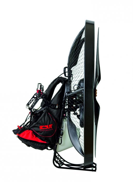 scout paramotor one
