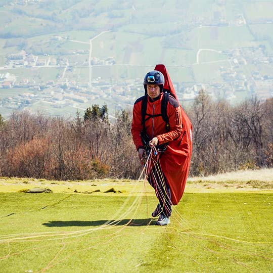 paragliding pod harness_ 15