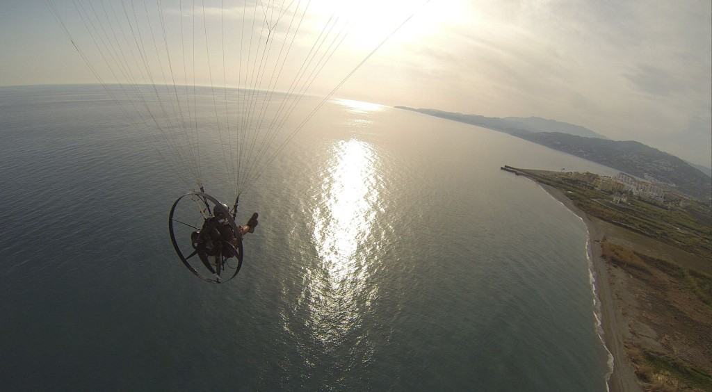 Scout paramotor adventure 3