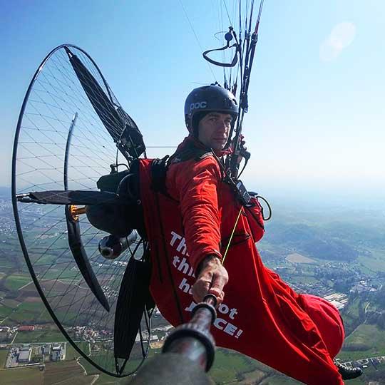paragliding pod harness_ 13