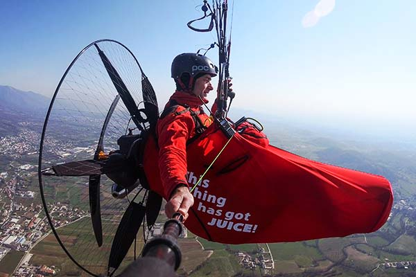 paragliding pod harness_11