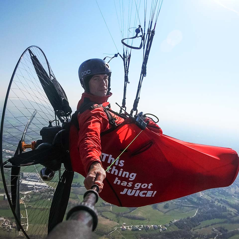 paragliding home page