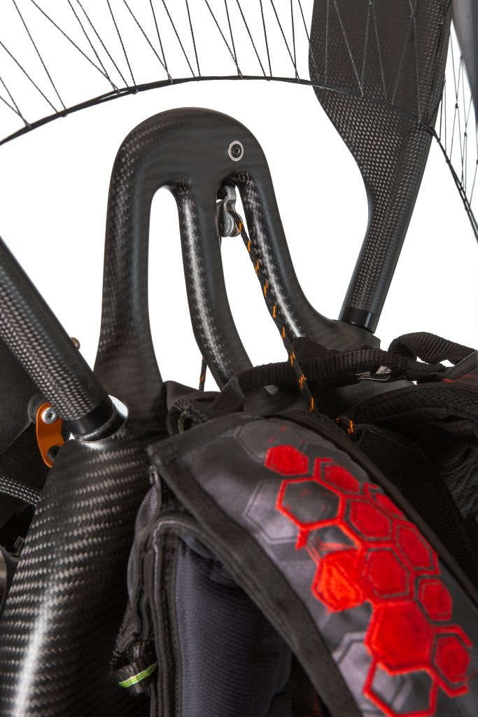 Improvements in Protection from Stall Crashes in Paramotor 4