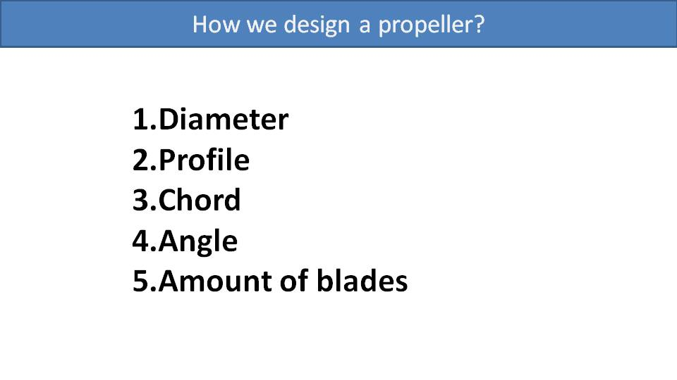 All About Paramotor Propellers