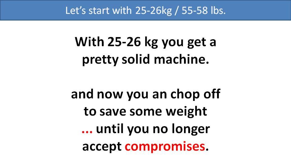 Paramotor Weight Matters 1