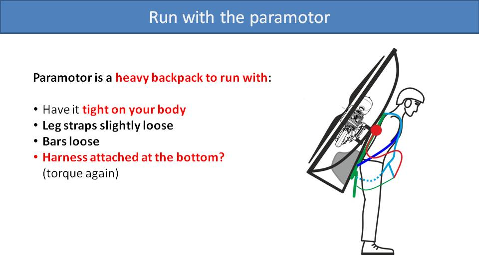 What Makes a Comfortable Paramotor Harness 2