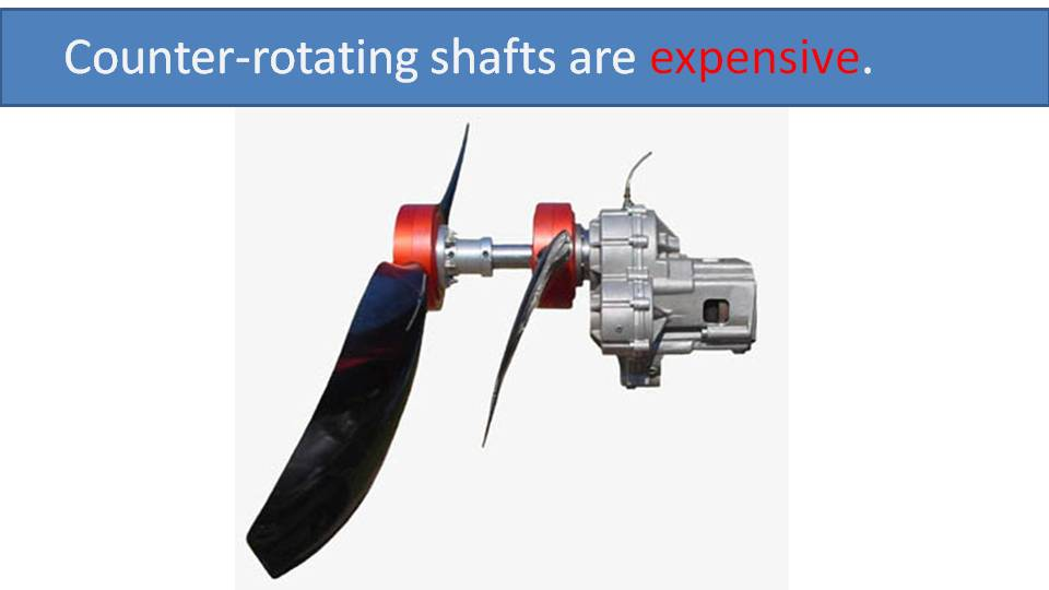 Counter-Rotating Propellers 3