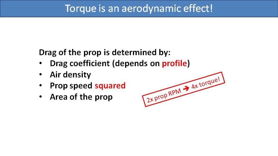 paramotor torque explained 5